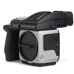 Hasselblad H5X camera body inc battery & charger with HV90X-II viewfinder