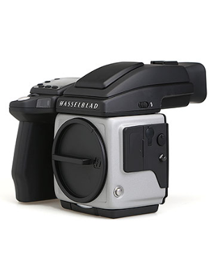 Hasselblad H5X camera body inc battery & charger with HV90X viewfinder