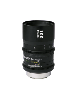 Tokina Cinema 100mm T2.9 Lens for Canon EF Mount