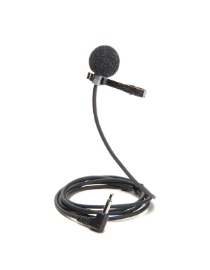 Lavalier Microphone Uni 3.5mm unidirectional lockdown