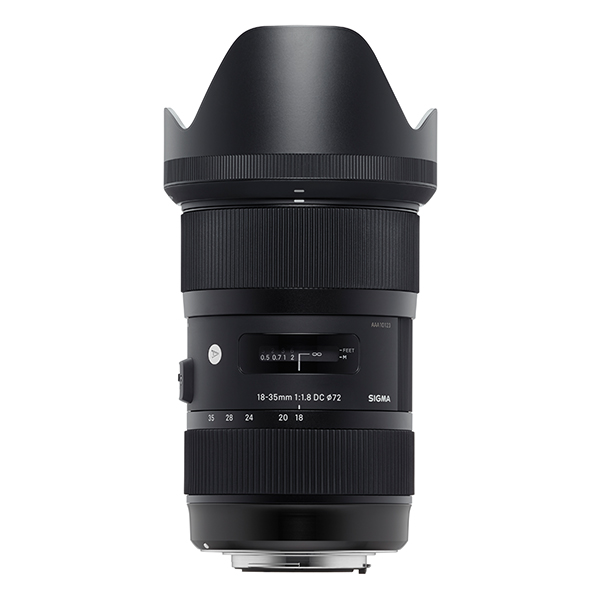 Sigma 18-35mm f/1.8 DC HSM Art Lens for Pentax