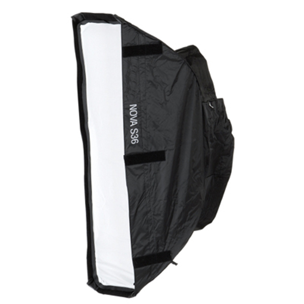 RedWing Nova-S Strip Softbox 20x90cm without adapters