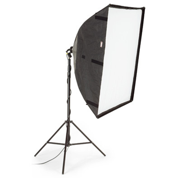 RedWing Nova-V 48 Softbox 90x120cm no adapters (requires RD6210 and CR3100)