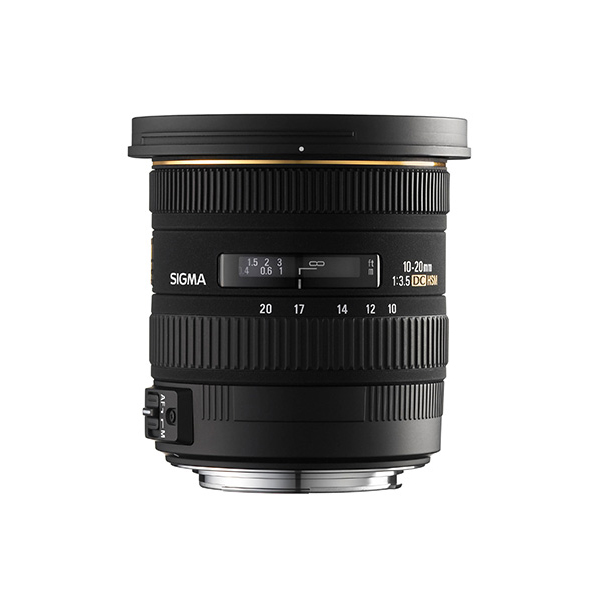 Sigma 10-20mm f/3.5 Ex DC HSM Lens for Nikon