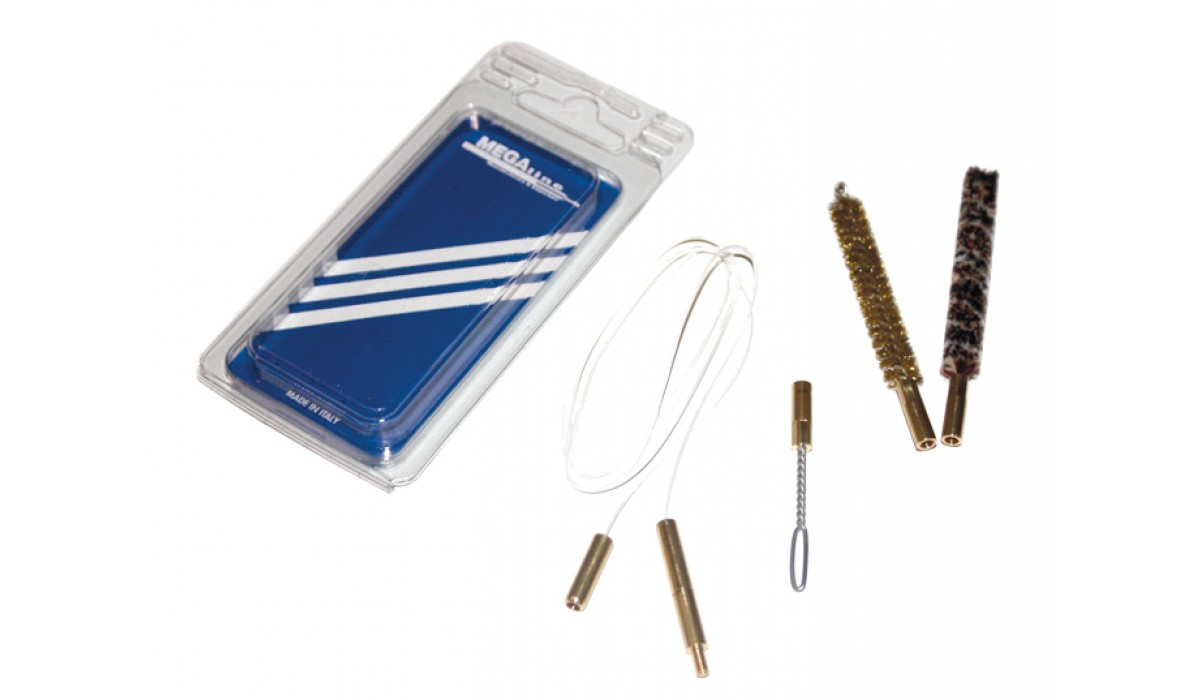 Megaline Rifle P-Through Cleaning Kit Cal 22**