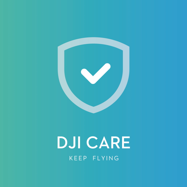 DJI Care Phantom 4 Pro - License Number