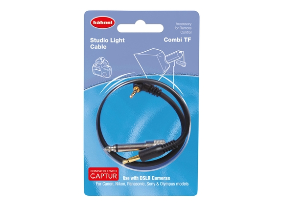 Hahnel Studio Cable for Combi/ Captur/Viper TTL