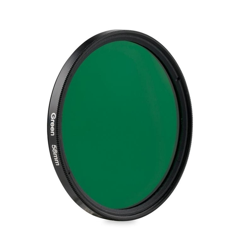 Petzval Color Filter - Green