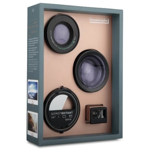Lomography Lomo'Instant Wide Accessory Kit