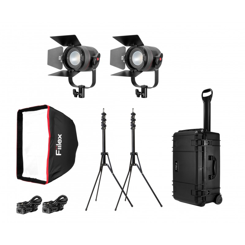 Fiilex K201: 2 Light Pro Kit