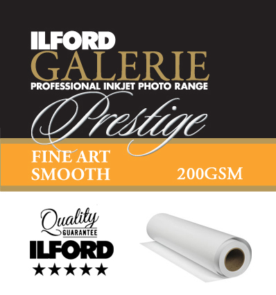 Ilford Galerie Fine Art Smooth 200gsm 17