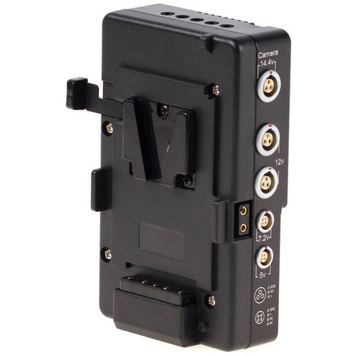Movcam V-Mount Distribution Box
