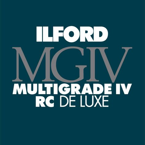 Ilford Multigrade IV RC Deluxe 44M Pearl 40