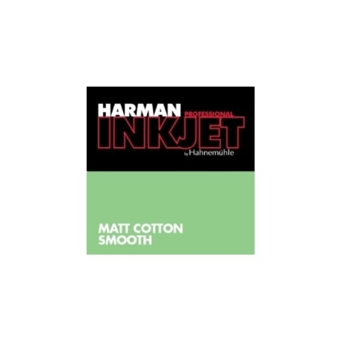 Hahnemuhle Matte Cotton Smooth A3+ 30 Sheets