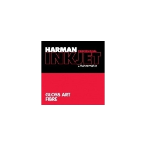 Hahnemuhle Gloss Art Fibre A3 30 Sheets