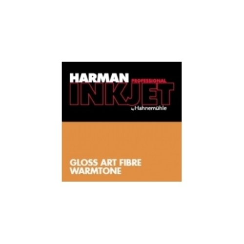 Hahnemuhle Gloss Art Fibre Warmtone A3+ 30 Sheets***