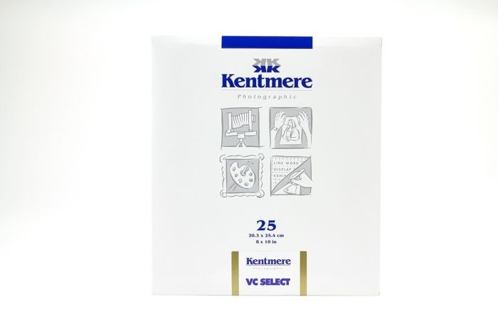 Kentmere VC Select Glossy 30.5x40.6cm 50 Sheets VCSELECT1M