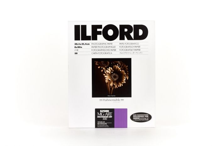Ilford Multigrade Art 300 8x10
