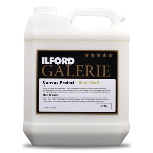 Ilford Galerie Canvas Protect Semi-Matt 4L