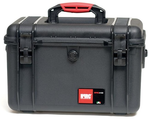 HPRC 4100 - Hard Case with Lid Foam (Black)
