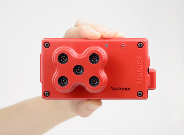 MicaSense RedEdge-M MultiSpectral Camera