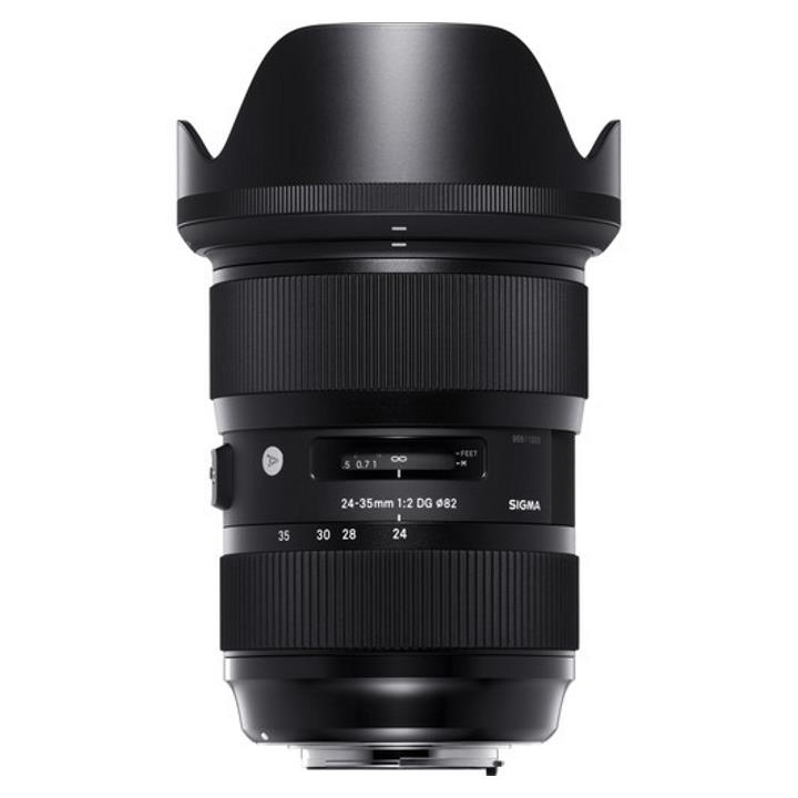 Sigma 24-35mm f/2 DG HSM Art Lens for Sigma