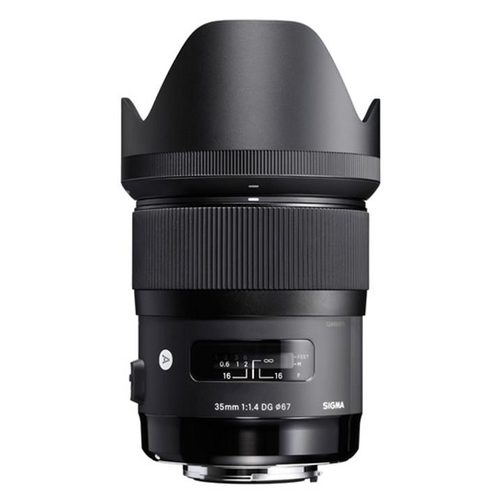 Sigma 35mm f/1.4 DG HSM Art Lens for Pentax