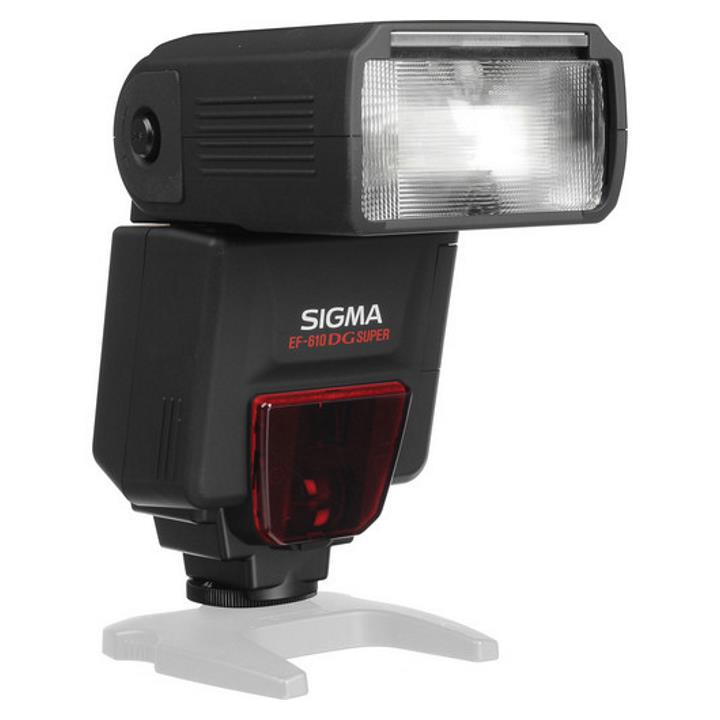 Sigma EF-610 DG Super EO-ETTL2 Flashgun for Canon