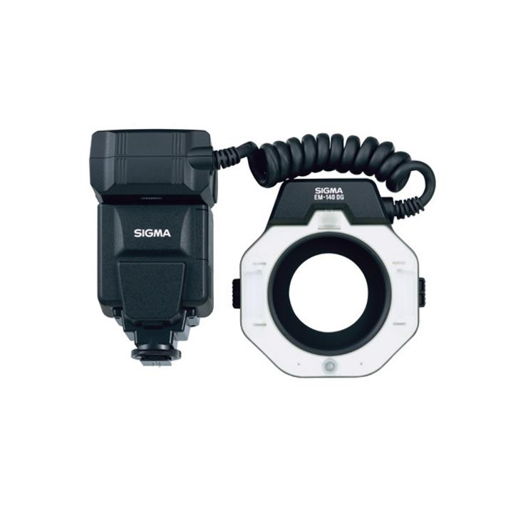 Sigma EM-140 DG Electronic Macro Ring Flash