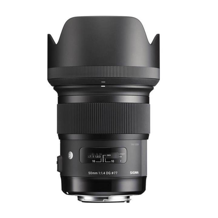 Sigma 50mm f/1.4 DG HSM Art for Sony E-Mount