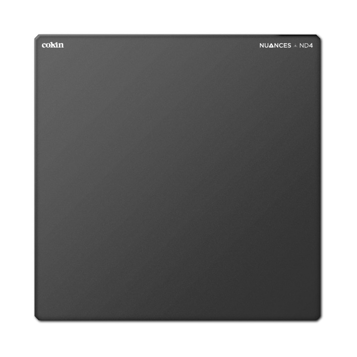 Cokin Nuances ND4 - 2-stop Neutral Density L (Z) Filter 469304