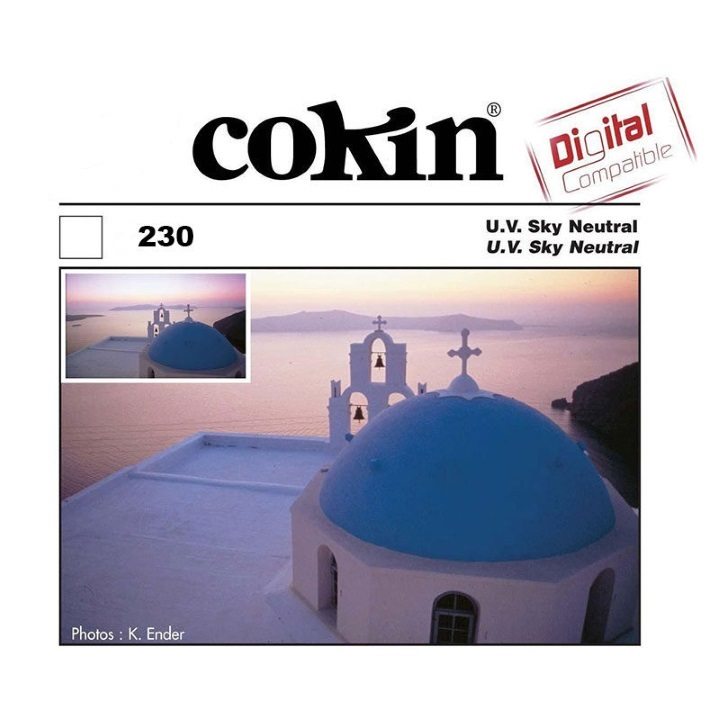 Cokin UV N (UV Sky/Haze Neutral) Filter