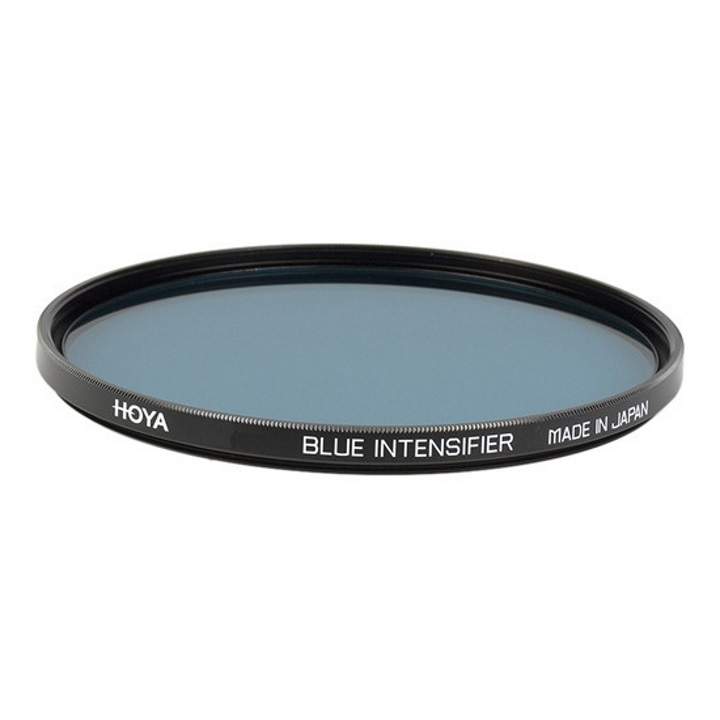 Hoya 77mm Blue Intensifier Filter