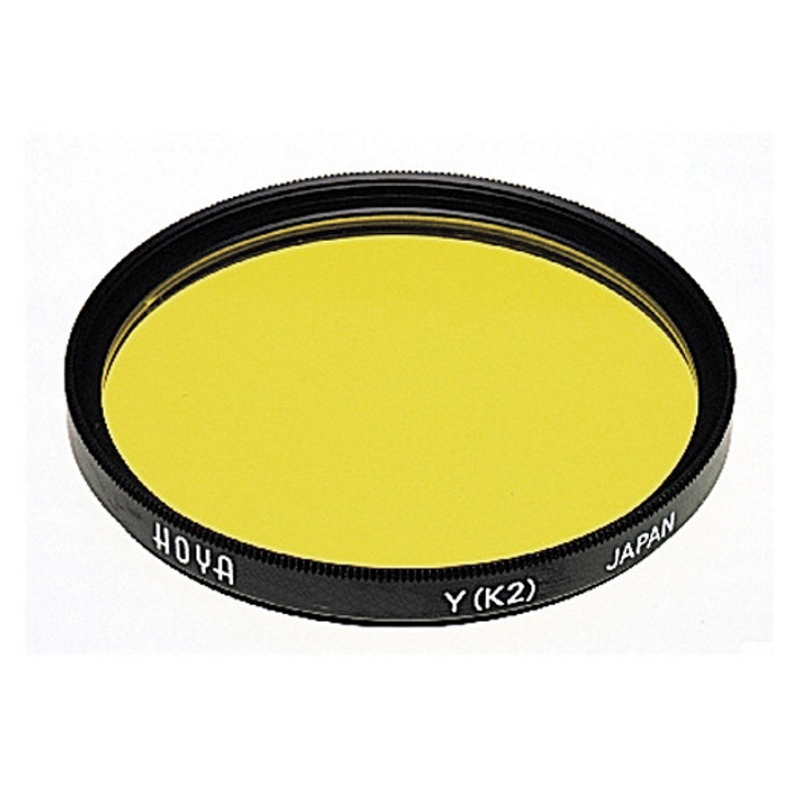 Hoya K2 (Yellow) Filter