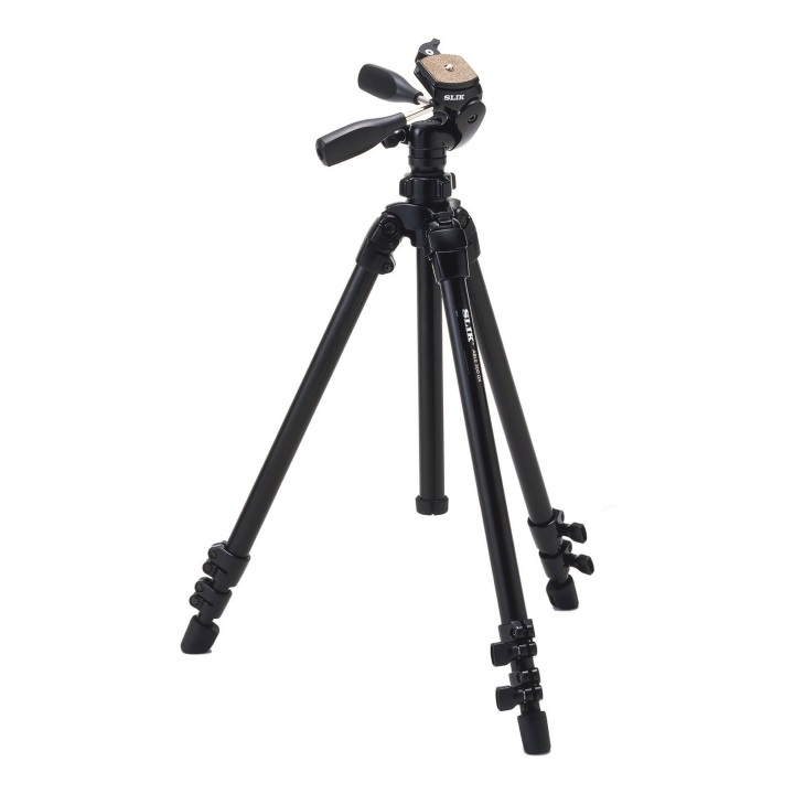 Slik Able 300DX Tripod with Pan/Tilt Head