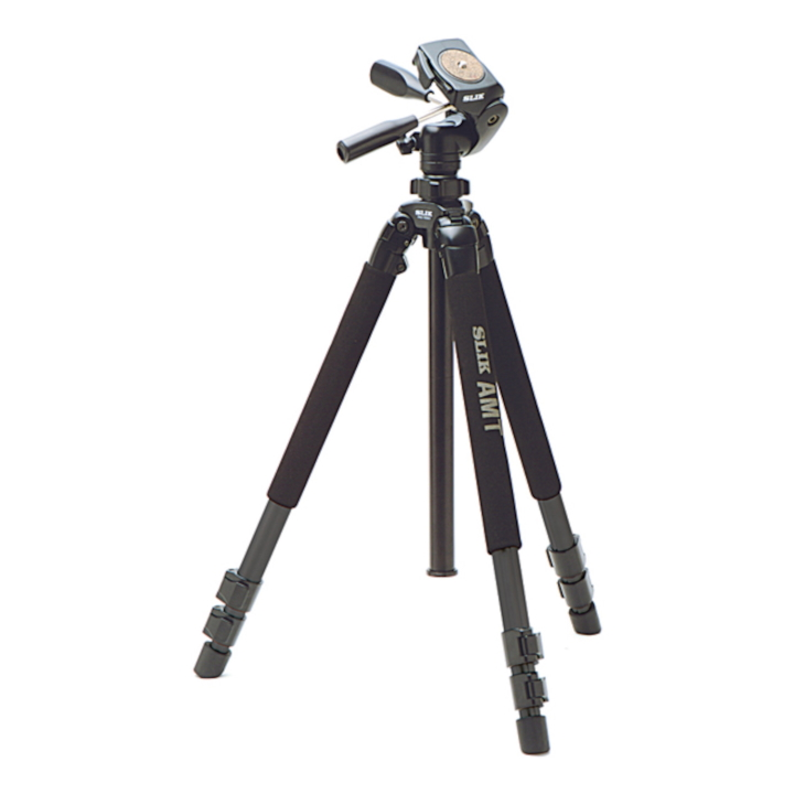 Slik 700DX Tripod with 3-Way Pan/Tilt Head