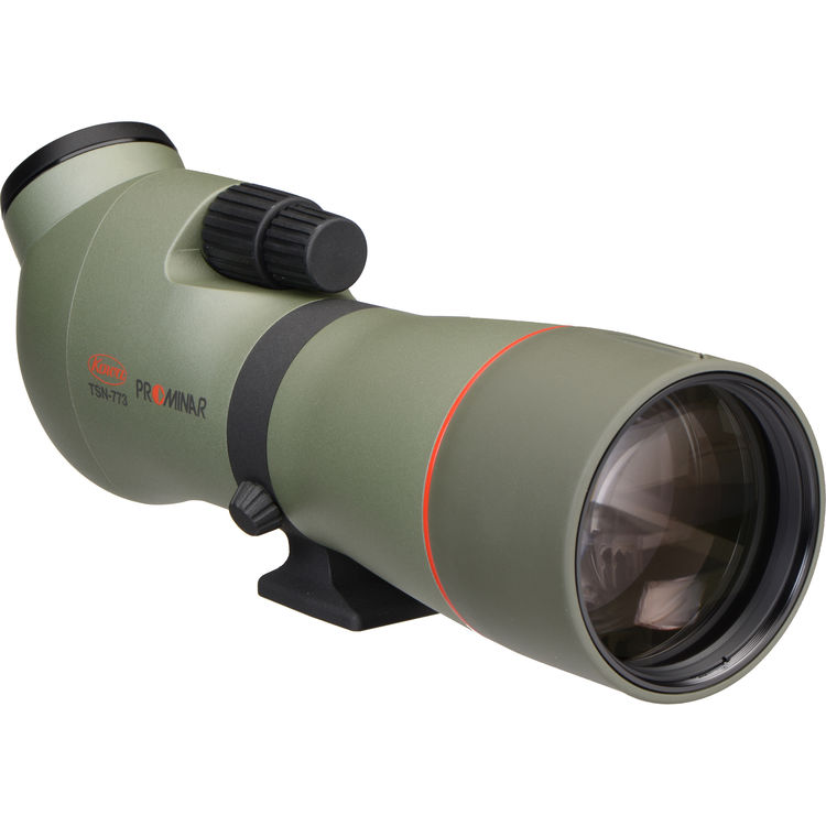 Kowa TSN-773 77mm Angled Spotting Scope XD Lens without Eyepiece