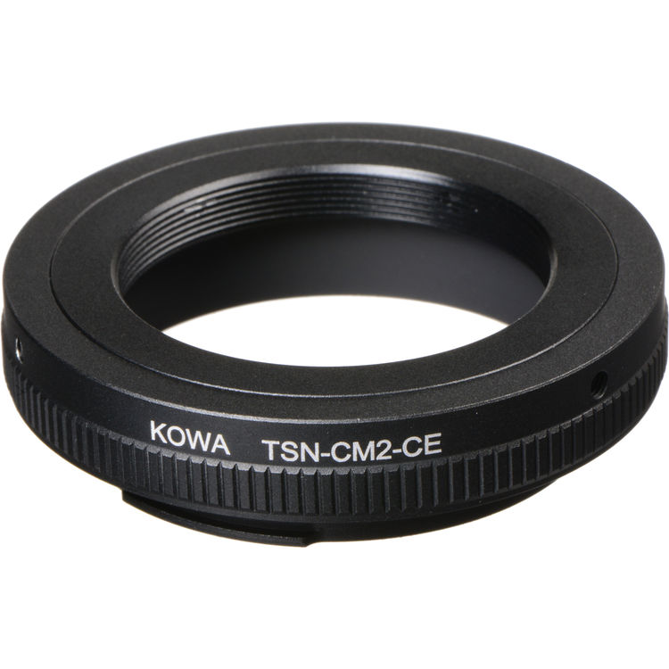Kowa T-Mount Adapter Ring for Canon EOS Mount