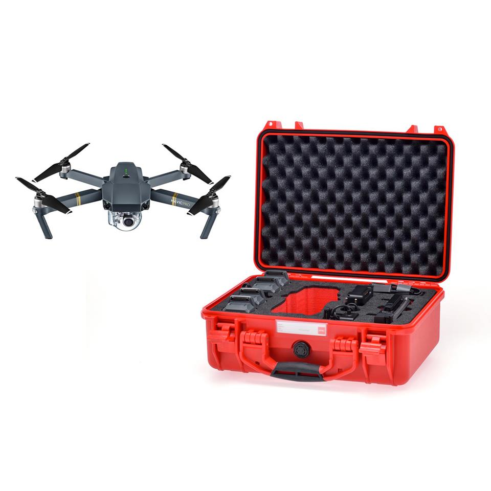 HPRC 2400 - Hard Case for DJI Mavic Pro