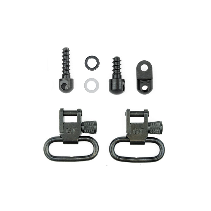 Grovtec Ruger Carbines Auto & Single Shot Set Black Oxide Finish - 1