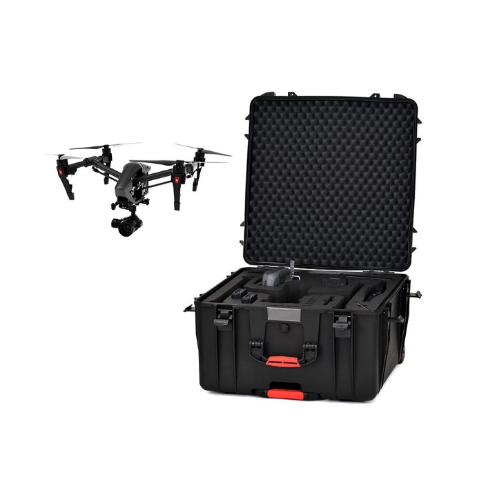 HPRC 4600W - Wheeled Hard Case for DJI Inspire 2