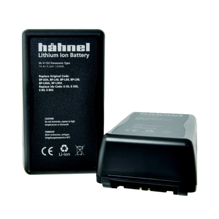 Hahnel 132WH 14.4V V-Mount Battery