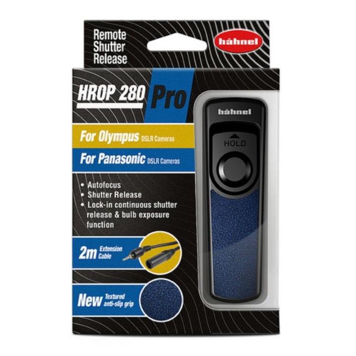 Hahnel Remote Shutter Release 280 Pro for Olympus/Panasonic
