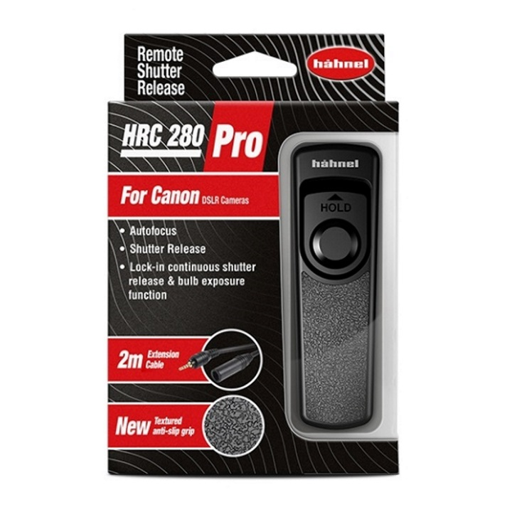 Hahnel Remote Shutter Release HRC 280 Pro for Canon