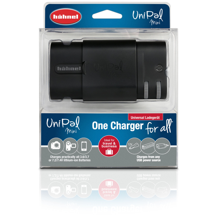 Hahnel Unipal Mini Universal Charger