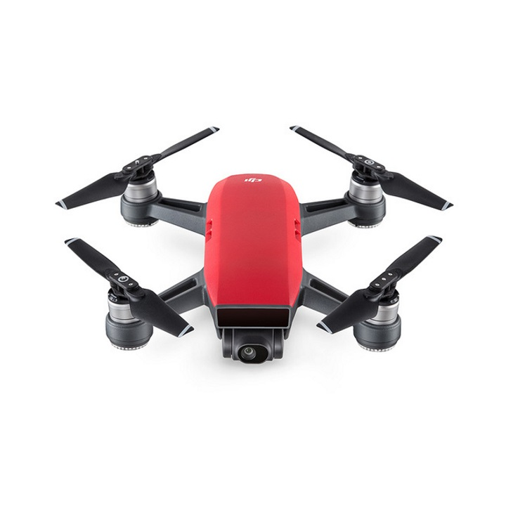 DJI Spark Fly More Combo - Lava Red **