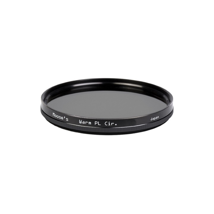 Kenko 62mm Moose Warm Polariser Filter**