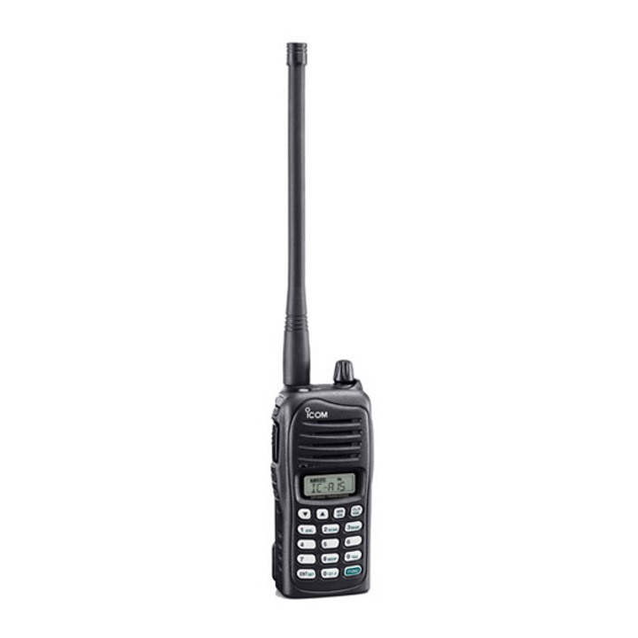 ICOM IC-A15 VHF Portable Airband Radio ** Replaced with IC-A16E**