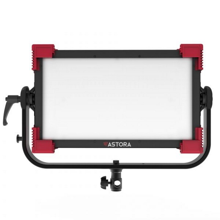 Astora SF 100 Bi-color Super-Flood Soft LED Light Panel inc Barn Doors