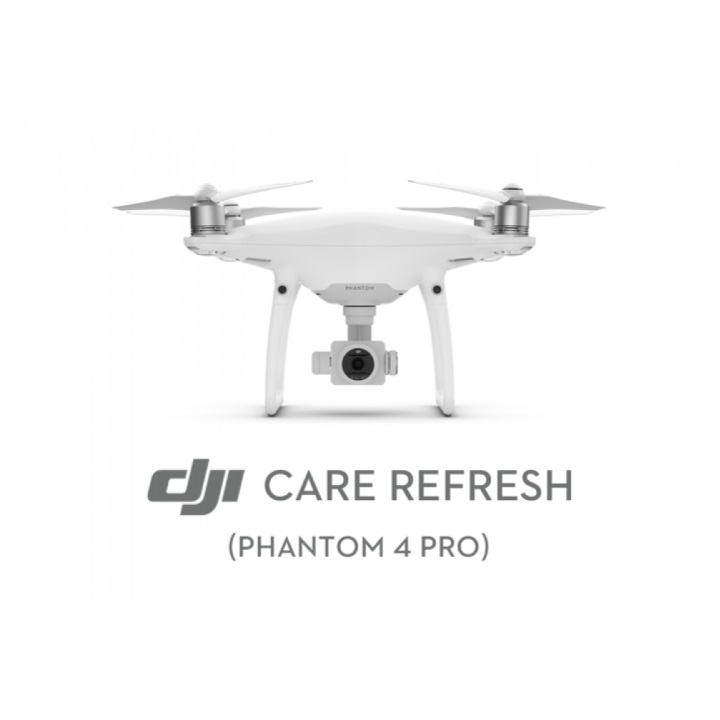 DJI Care Phantom 4 Pro - Card